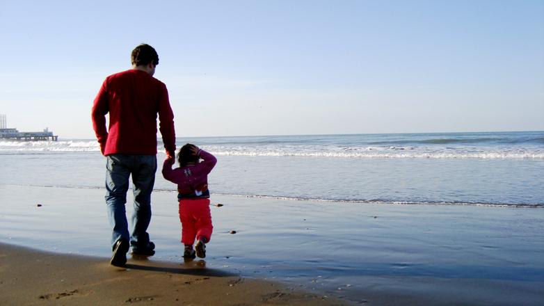 father child custody