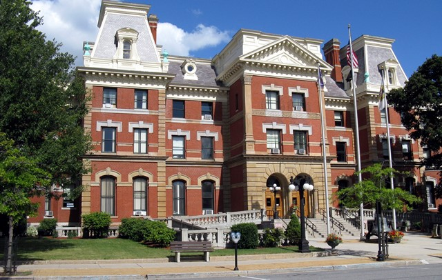 Cambria county courthouse